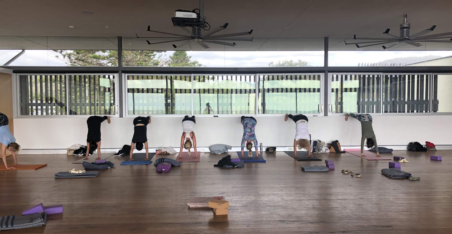 Yoga at Avalon Surf Club